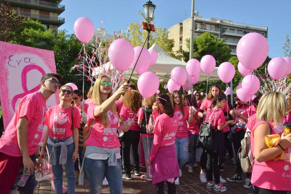 """Πάτρα: Στις 21 Οκτωβρίου συγχρονίζουμε τα βήματά μας στους ρυθμούς του """"Pink the City""""!"""