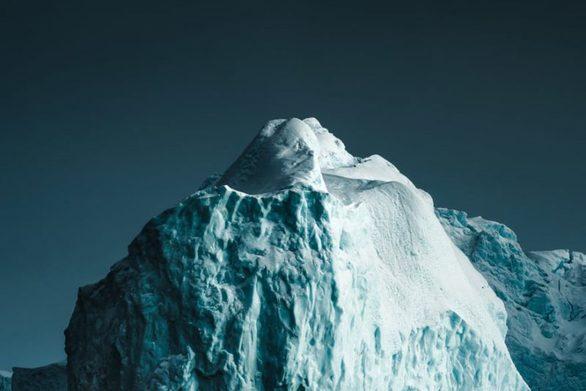 Η ομορφιά των παγωμένων τοπίων της Ανταρκτικής (φωτο)