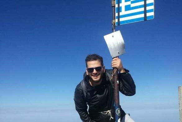 Νίκος Θεοδωρόπουλος - Ο Πατρινός που ανέβηκε για δεύτερη φορά στην κορυφή του Ολύμπου (pics+video)