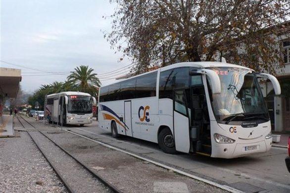 Προαστιακός: Νέα δρομολόγια λεωφορείων στη γραμμή Κιάτο - Πάτρα - Από σήμερα στάση στο Αίγιο