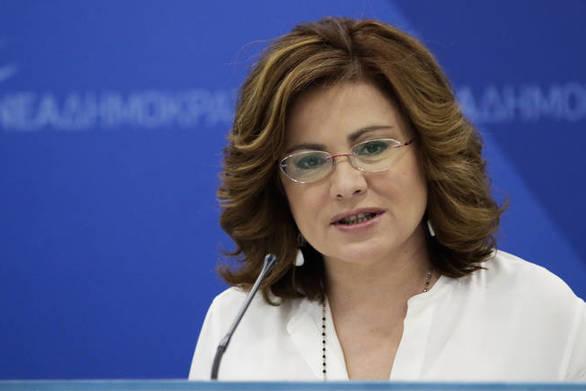 Σπυράκη: Δεν θα μείνει αναπάντητη η επιχείρηση λάσπης κατά της ΝΔ