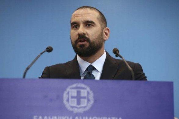 """Δημήτρης Τζανακόπουλος: """"Στον εισαγγελέα έπρεπε να τηλεφωνήσει ο Μητσοτάκης"""""""