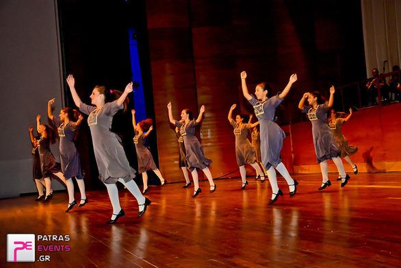 """Το Χορευτικό Τμήμα του Δήμου Πάτρας θα κινηθεί στον """"Κύκλο του Νερού""""!"""