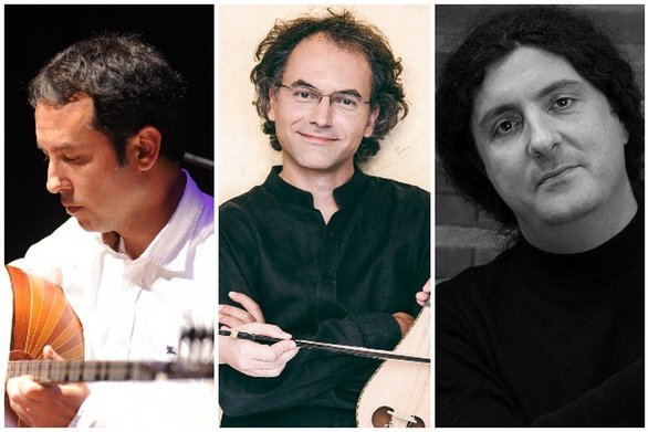 """Πάτρα: Oι """"Διάλογοι στους δρόμους της Πόλης"""" από τρεις μουσικούς"""
