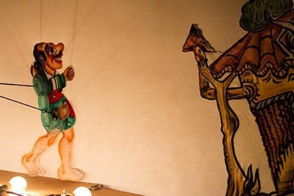"""Πάτρα - Ο Καραγκιόζης γίνεται """"καλλιτεχνικός διευθυντής"""""""