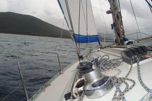 Προσάραξε σκάφος στη Λευκάδα