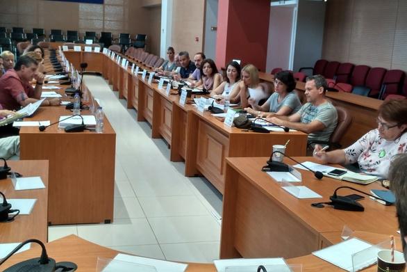 Στο έργο TRITON για την διάβρωση των ακτών η Περιφέρεια Δυτικής Ελλάδας