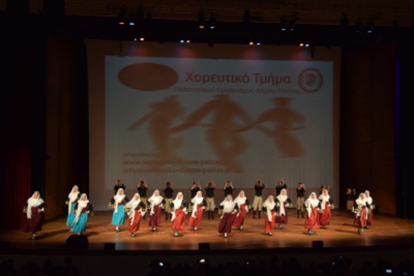 Περισσότεροι από 600 χορευτές άφησαν τη δική τους σφραγίδα στο Διεθνές Φεστιβάλ Πάτρας (φωτο+video)