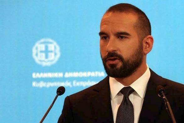 """Δημήτρης Τζανακόπουλος: """"Η ΝΔ δεν μπορεί να βλάψει πια ούτε τη χώρα, ούτε την κυβέρνηση"""""""