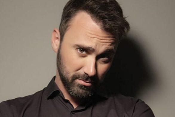 Ο Γιώργος Καπουτζίδης συναντά την «Θεοπούλα» 13 χρόνια μετά το «Παρά πέντε» (φωτο)
