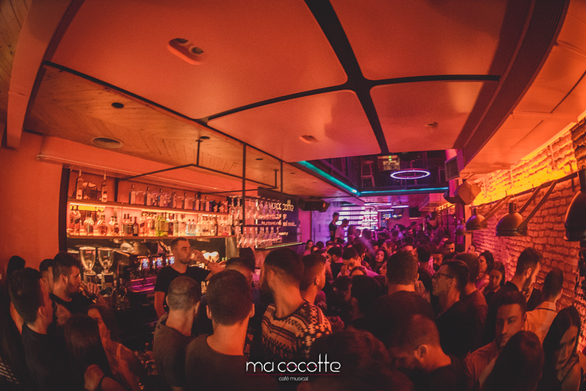 Opening at Ma Cocotte 13-09-18