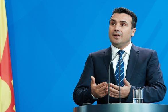 """Ζόραν Ζάεφ: """"Ψηφίστε «ναι» στη συμφωνία, αλλιώς θα αντιμετωπίσουμε απομόνωση και απελπισία"""""""
