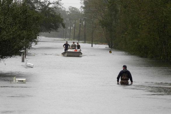ΗΠΑ - 13 νεκροί και σημαντικές ζημιές από τον τυφώνα Φλόρενς (φωτο)