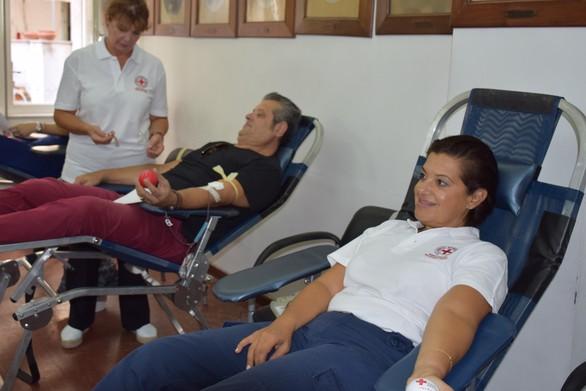 """Ειρήνη Μπουδρονικόλα: """"Η προσφορά είναι στο αίμα σου"""""""