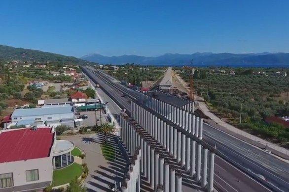 Δυτική Ελλάδα: Στην Άκτωρ η ηλεκτροκίνηση της σιδηροδρομικής γραμμής Κιάτο - Ροδοδάφνη
