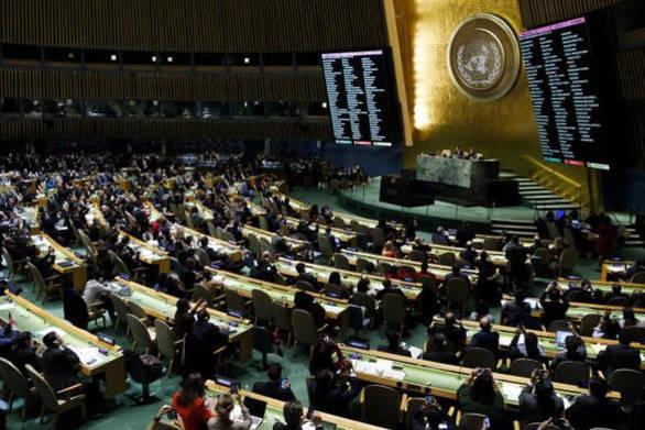 84 αρχηγοί κρατών στην 73η Σύνοδο του ΟΗΕ