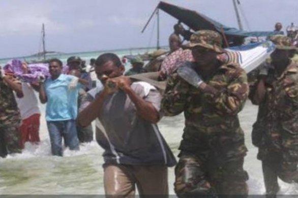 Τανζανία: Τουλάχιστον 86 οι νεκροί από το ναυάγιο φέρι