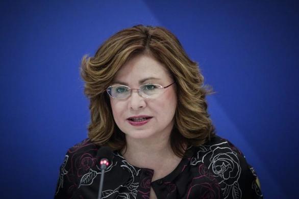 """Μαρία Σπυράκη: """"Πρωτοφανής επιχείρηση φίμωσης του Τύπου"""""""