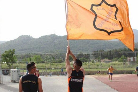 ΣΕΓΑΣ: Κορυφαίο σωματείο της Αχαΐας για το 2018 η Ολυμπιάδα Πατρών