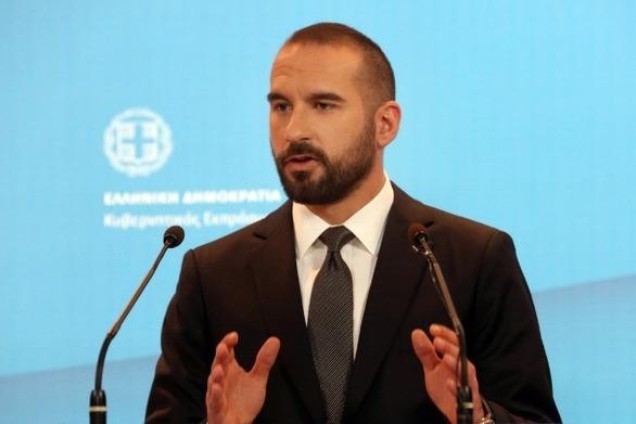 """Δημήτρης Τζανακόπουλος: """"Το μέτρο της περικοπής των συντάξεων δεν είναι αναγκαίο"""""""