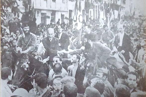 """Νίκος Τζανάκος: """"Στις 4 Οκτωβρίου 1944, μετά τρία και πλέον έτη υπόδουλου βίου..."""""""