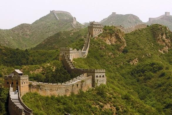 Κίνα: Άνοιξε για το κοινό το μεγαλύτερο μέρος του Σινικού Τείχους