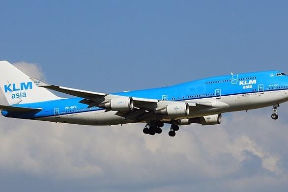 Ολλανδικά F16 συνόδευσαν αεροσκάφος στο Άμστερνταμ, λόγω συμπλοκής