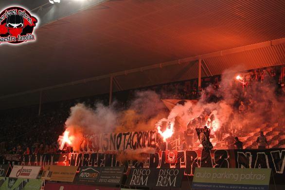 Οι οπαδοί της Παναχαϊκής απαιτούν να ξεκινήσει το πρωτάθλημα της Football League!