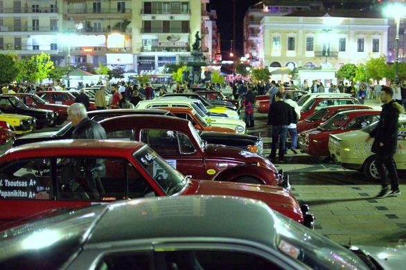 """Το ράλλυ """"24 ώρες Ελλάδα"""" κάνει στάση και φέτος στην Πάτρα (pics)"""
