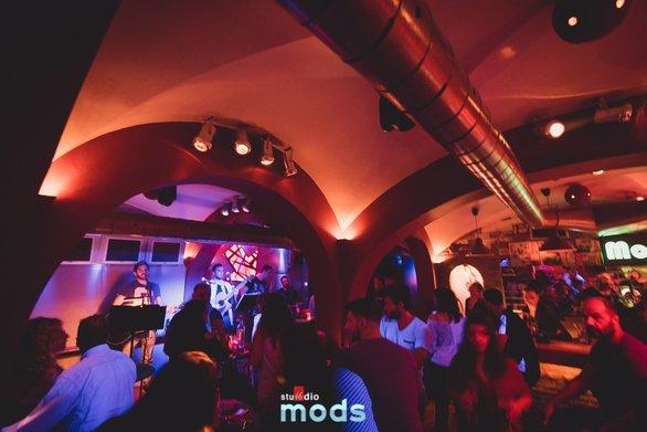 Στα υπόγεια της Ηφαίστου γίνονται τα καλύτερα party!