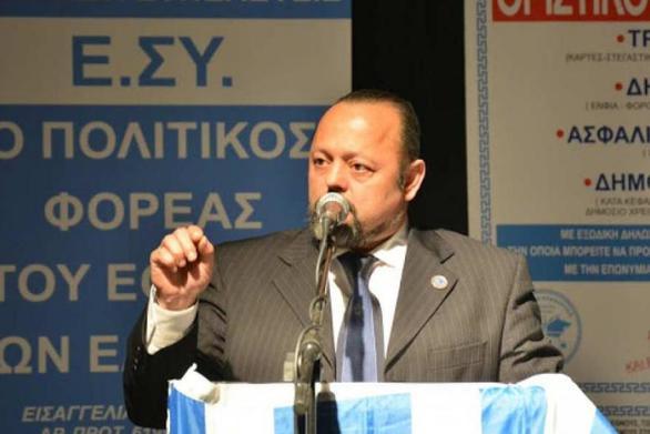"""Πύργος: Με παρέμβαση Σώρρα η συγκέντρωση των """"Ελλήνων Συνέλευσις"""""""