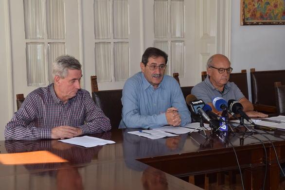 """Κώστας Πελετίδης για θαλάσσιο μέτωπο: """"Θα συνεχίσουμε να παλεύουμε για κρατική χρηματοδότηση"""""""
