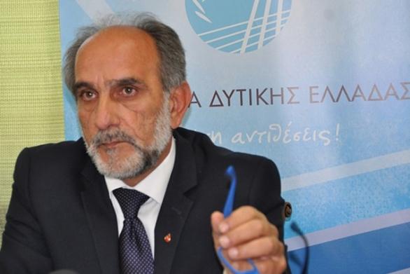 Ο ΣΥΡΙΖΑ στηρίζει τον Απόστολο Κατσιφάρα για την Περιφέρεια Δυτικής Ελλάδας