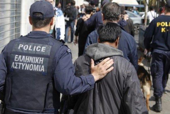 """Αλλοδαπούς """"τσίμπησαν"""" οι αρχές στην Αχαΐα"""