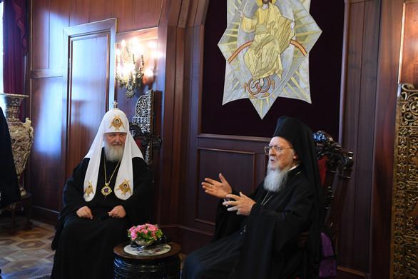 Στα άκρα ο «πόλεμος» Ρωσικής Εκκλησίας - Οικουμενικού Πατριαρχείου