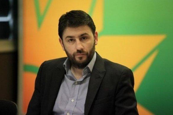 """Νίκος Ανδρουλάκης: """"Δεν έχω μάθει να διορίζομαι, αλλά να αγωνίζομαι"""""""