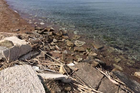 Μέτρα στη Δυτική Ελλάδα για το φαινόμενο της διάβρωσης των ακτών