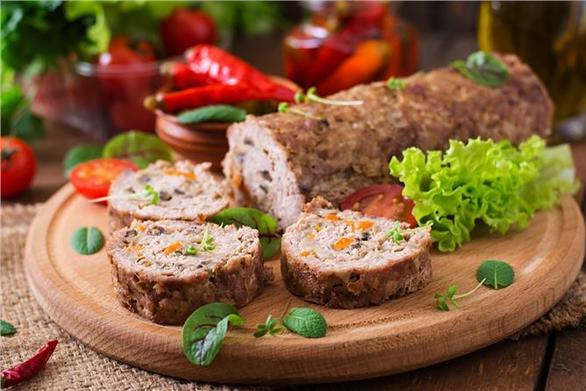 Συνταγή για ρολό μοσχαριού γεμιστό με λαχανικά