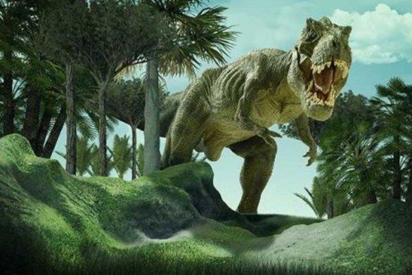 Η πιο ρεαλιστική απεικόνιση του Τυραννόσαυρου Ρεξ (φωτο)