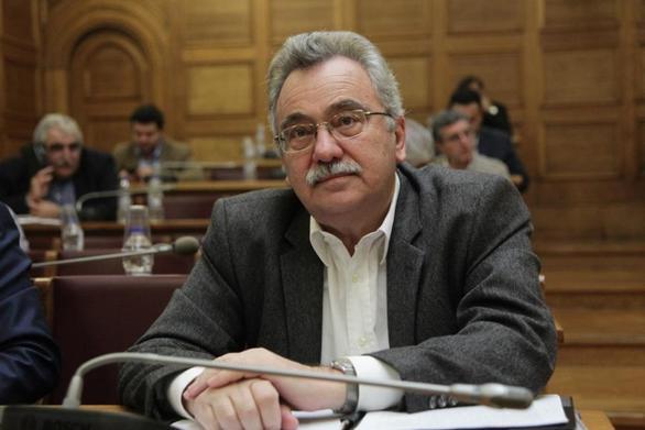 Κ. Σπαρτινός: Eισηγητής στην κύρωση της σύμβασης παραχώρησης για το Εμπορευματικό Κέντρο Θριασίου (video)