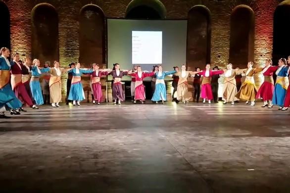 """Πάτρα - """"Άρωμα"""" Ρωσίας από το Χορευτικό του Δήμου και το Κουαρτέτο Εγχόρδων"""