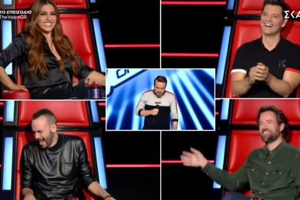"The Voice: Τραγούδησε για την πρώην σύντροφό του που έχει ""φύγει"" από τη ζωή! (video)"