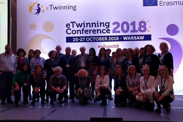 Το ετήσιο Ευρωπαϊκό συνέδριο eTwinning στη Βαρσοβία της Πολωνίας σε αριθμούς