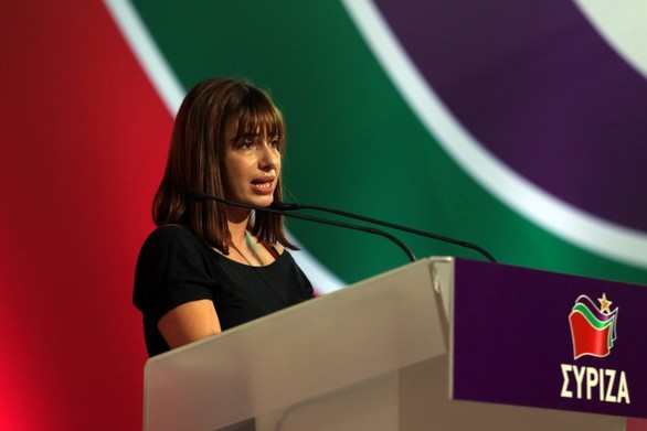 """Ράνια Σβίγκου: """"Εξωστρέφεια και τάχιστη εφαρμογή του κυβερνητικού έργου"""""""