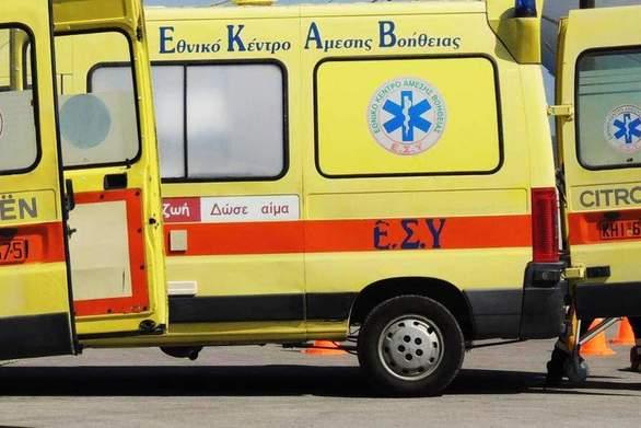 Πάτρα: Τροχαίο στην περιοχή της Ανθούπολης - Ένας τραυματίας