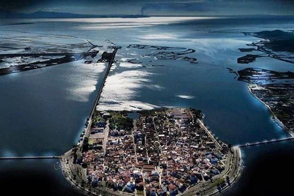 Θαυμάζοντας τη «νερένια» πόλη της Αιτωλοακαρνανίας (pics+video)