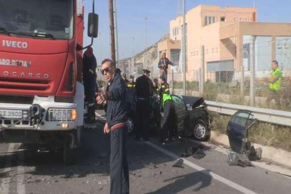 Θλίψη στην Ηλεία για τον τραγικό θάνατο ανδρόγυνου στην Αθηνών - Κορίνθου (video)