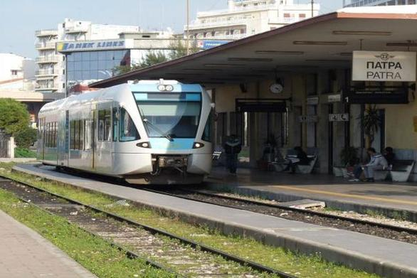 Το πρώτο 4μηνο του 2019 αναμένεται να παραδοθεί ο προαστιακός στην Κάτω Αχαΐα