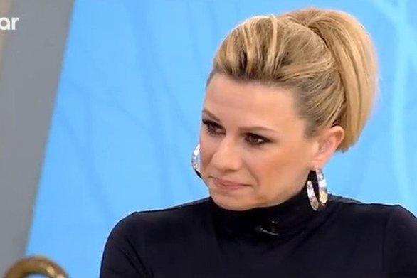 Δάκρυσε η Κατερίνα Καραβάτου με την Μαρία Ηλιάκη (video)