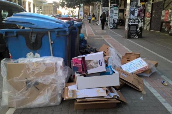 ΚοινοΤοπία: Zητά από το Δημο την εφαρμογή του κανονισμού καθαριότητας (pics)